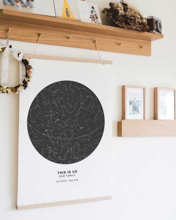 This Is Us Star Map