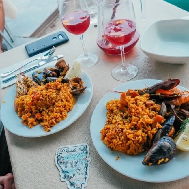 Barcelona Staycation where to eat