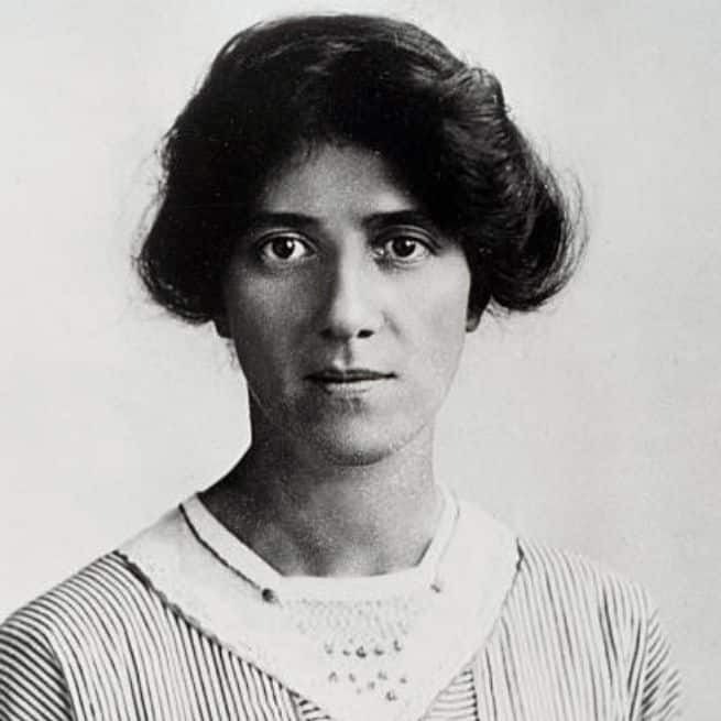 International Women's Day Photo of Marie Stopes