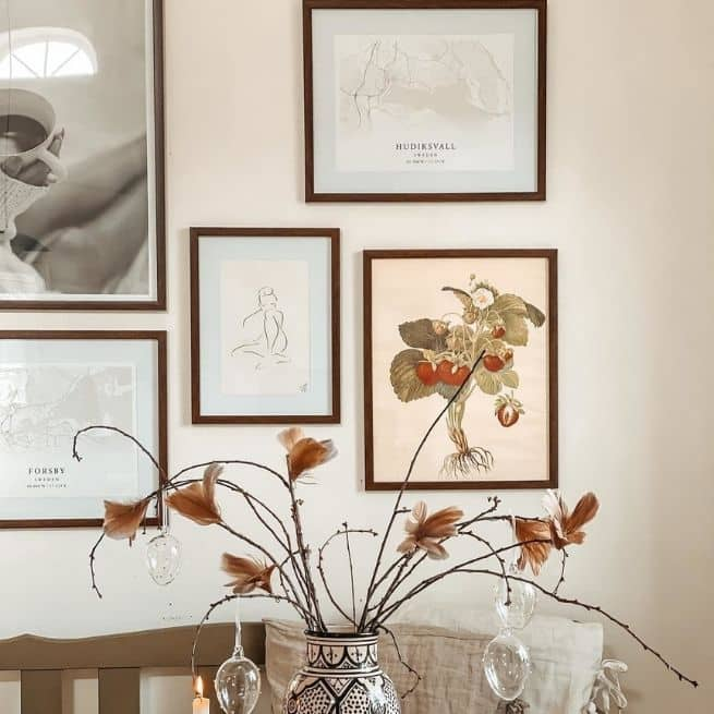 Mother's Day Décor Mapiful Classic Gallery Wall