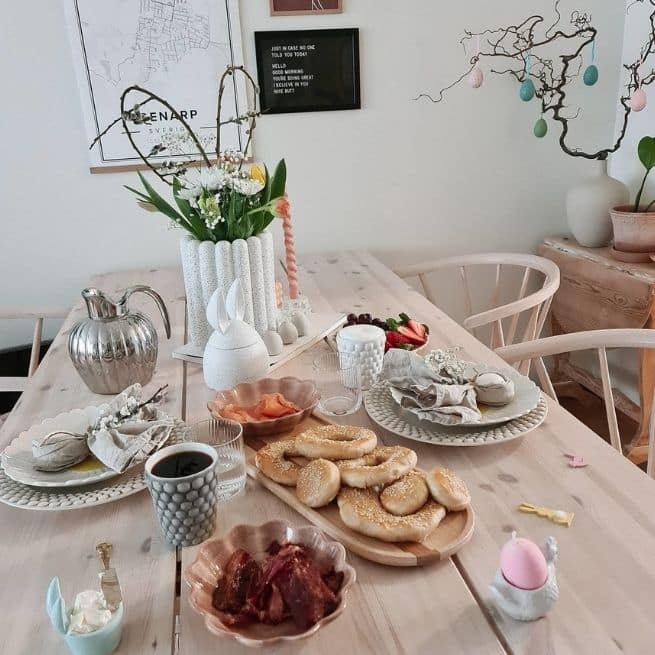 Mother's Day Backyard Brunch brunch kitchen easter mapiful classic