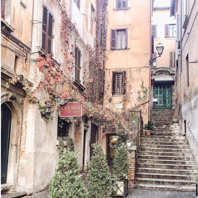 Rome Staycation